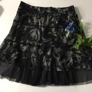 Casual Juniors knee High Skirt